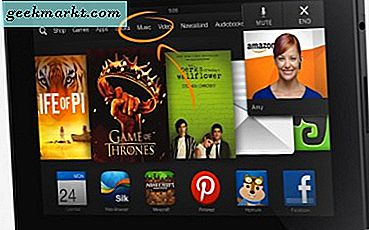 Cara Membuat Kindle Fire Kid Friendly
