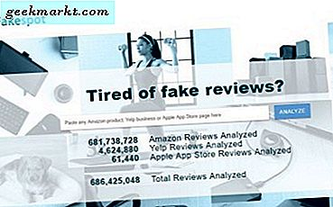 Hoe Fakespot te gebruiken om Fake Amazon Reviews te identificeren