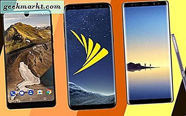 The Best Sprint Android-telefoner - marts 2018