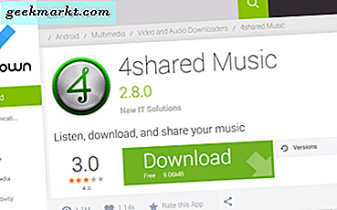 5 alternativer til GTunes Music Downloader