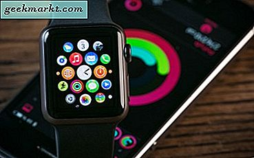 Vind je ontbrekende iPhone met Apple Watch