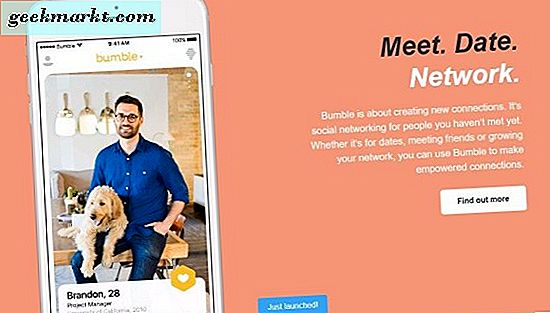 Dating app op Android