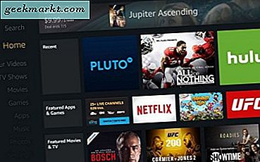 Cara Memasang APK di Amazon Fire TV