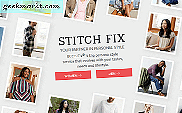 How To Abbrechen Stitch Fix
