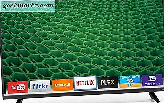 Cara Hard Factory Reset Vizio Smart TV - geekmarkt com