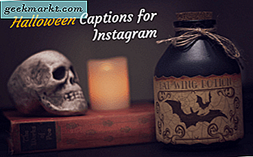 72 Scary Halloween Captions für Instagram