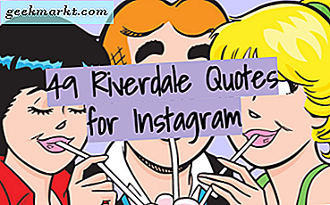 49 Riverdale Citater for Instagram