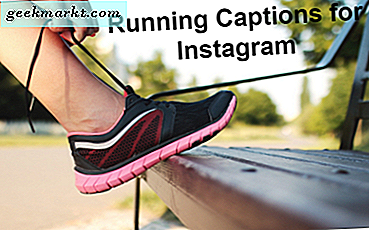 44 Running captions for Instagram