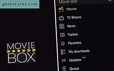 Hoe Showbox op de iPhone te installeren