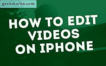 Cara Mengedit Video di iPhone Anda