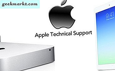 Apple Tech Support - Sådan kommer du i kontakt