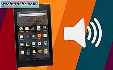 So deaktivieren Sie die Voice on Amazon Fire Tablet