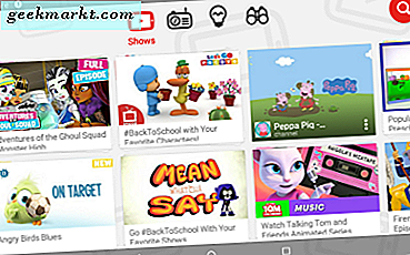 YouTube Kids installeren op je Amazon Fire Tablet