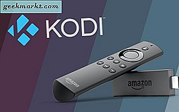 Sådan installeres Kodi på Amazon Fire Stick