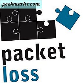 Packet Loss: Controleren en repareren