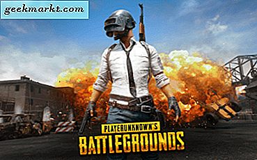 Hoe door Windows en Vault in PUBG te springen