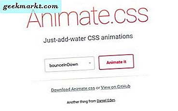 Animate.css Review