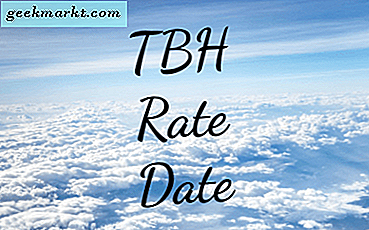 TBH Rate & Date Pics