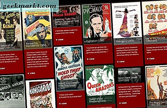 Situs Web Top ke Streaming Film Online Gratis