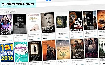 De beste sites om gratis eBooks te downloaden