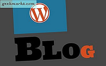 Hoe blog je over WordPress?
