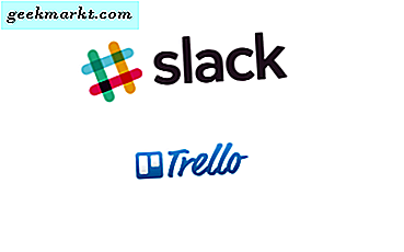 Slack Integration mit Trello